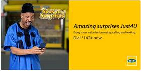 Hurray: Its MTN Surprise Season Get Free Offer By Dialing This Code